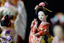 3D日本和服娃娃精美图片