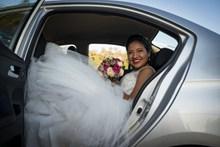 漂亮新娘婚纱礼服图片下载
