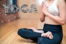 瑜伽打坐冥想图片大全