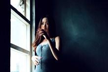 现代东方美女写真高清图