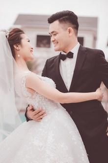 情侣婚纱写真摄影图片大全