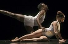 男女双人舞蹈人体艺术图片下载