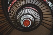 螺旋式楼梯欣赏高清图片