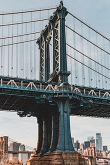 欧洲吊桥旅行风景图片