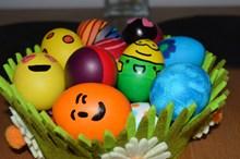 可爱复活节彩蛋图片
