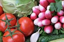 市场营养蔬菜图片下载