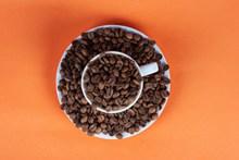 一张咖啡豆的图片