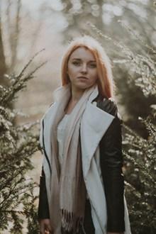 乌克兰素颜美女高清图