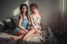 性感女孩人体棚拍艺术高清图片