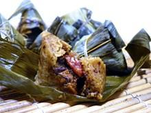 端午节肉粽图片素材