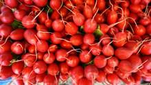 圆形红萝卜精美图片