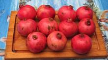 红色石榴水果图片大全