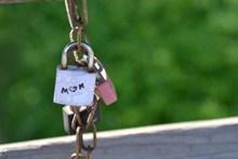 小型浪漫挂锁图片大全