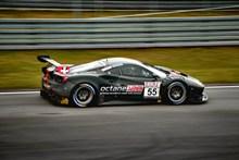 赛道法拉利跑车图片素材
