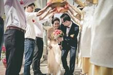 新人婚礼现场图片大全