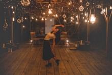优雅的跳舞美女高清图片