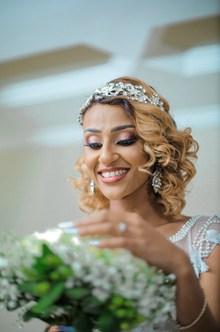 幸福新娘婚纱头像图片大全