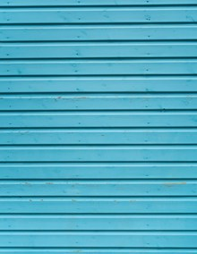 纯蓝色背景木板素材高清图