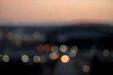 非主流多彩光斑背景高清图片