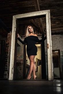 女模特人体性感写真照片高清图片