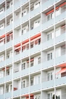 高层住宅公寓建筑高清图片