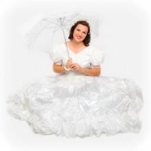 个人婚纱照姿势 个人婚纱照姿势大全图片