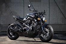 酷炫黑色摩托车 酷炫黑色摩托车大全高清图