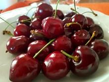 新鲜营养樱桃水果高清图片