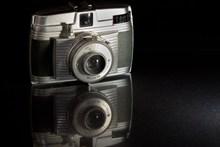 老式旧摄影相机图片