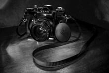智能黑色相机高清图片