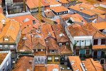 葡萄牙红瓦建筑精美图片