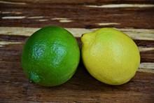 兩顆檸檬水果圖片下載