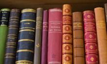 图书馆文学书籍图片