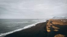 宁静大海意境风景图片