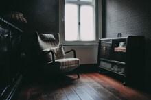 休闲单人沙发椅图片大全