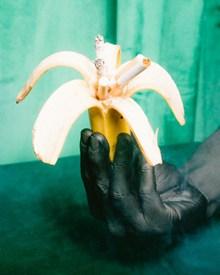 另類香蕉造型高清圖片