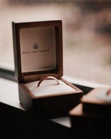 簡單結婚戒指款式高清圖