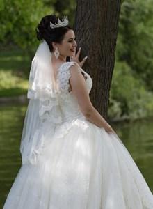 個人婚紗寫真藝術照高清圖片