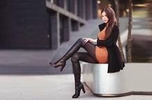 熟女丝袜gogo人体艺术摄影图片
