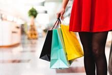 時尚購物達人高清圖