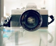 美能达古董相机图片大全