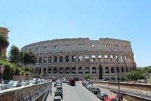 罗马斗兽场古建筑高清图