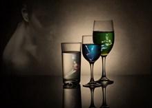 鸡尾酒广告摄影图片素材