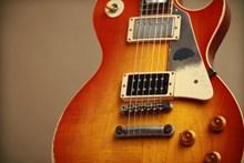 吉他局部高清图