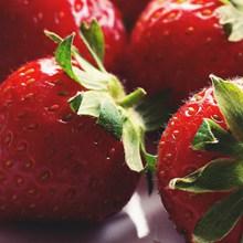 美味诱人的草莓图片大全