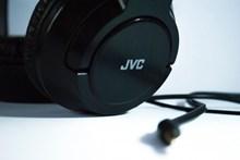 jvc头戴式耳机图片