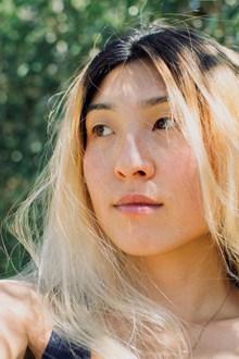 亚洲素颜女人头像图片