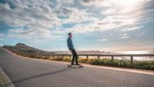 帅哥玩滑板 帅哥玩滑板大全图片素材