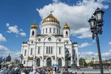 莫斯科圆形大教堂精美图片