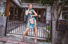 旗袍大胆人体艺术性感照片精美图片